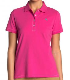 Pink Paradise Classic Polo