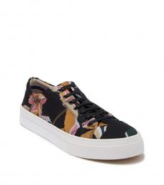 Ted Baker Yellow Black Ephron Sneakers