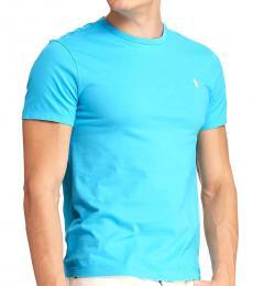 Ralph Lauren Aqua Classic Crewneck T-Shirt
