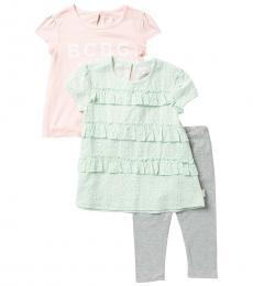 BCBGirls 3 Piece Tops/Pants Set (Little Girls)