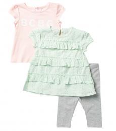 BCBGirls 3 Piece Tops/Pants Set (Baby Girls)