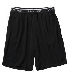 Calvin Klein Black Woven Boxers