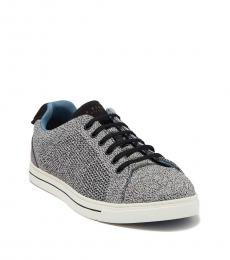 Ted Baker Grey Chinat Knit Sneakers