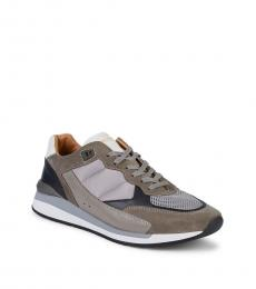 Hugo Boss Grey Element Sneakers