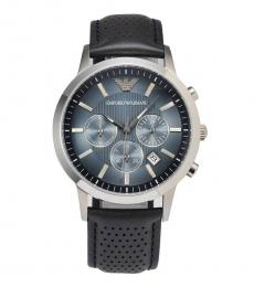 Emporio Armani Blue Classic Breathable Watch