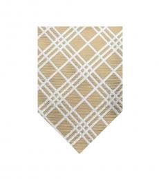 Burberry Golden Plaids Tie