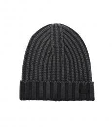 Emporio Armani Grey Logo Hat