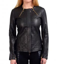 Just Cavalli Black Classic Jacket