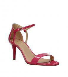 Fuchsia Simone Heels