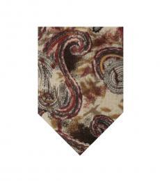 Dolce & Gabbana Brown Streamline Tie
