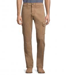 Rich Khaki Adrien Cargo Pants
