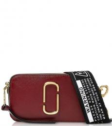 Cranberry Snapshot Small Crossbody