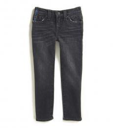 True Religion Little Boys Granite Granite Wash Geno Jeans