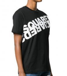 Dsquared2 Black Twin Logo Tee
