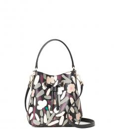 Kate Spade Fete Floral Multi Eva Mini Bucket Bag