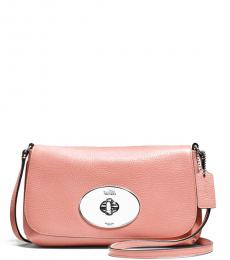 Coach Pink Liv Small Crossbody