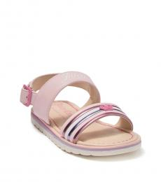 Juicy Couture Baby Girls Blush Palma Sandals