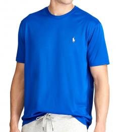 Ralph Lauren Royal Blue Performance Jersey T-Shirt