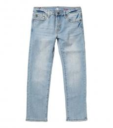 7 For All Mankind Boys Crescent Valley Slimmy Distressed Jeans