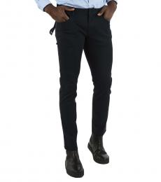 Armani Jeans Black Multi Pocket Jeans