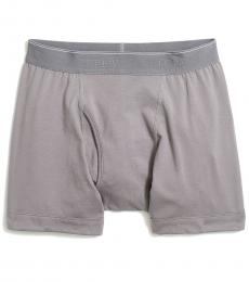 J.Crew Grey Knit Boxer Briefs