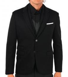 Neil Barrett Black Slim Fit Blazer