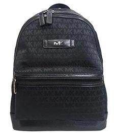 Michael Kors Black Kent Sport Large Backpack