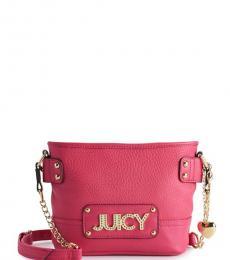Juicy Couture Watermelon Wild Card Medium Crossbody