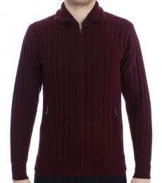 Cherry Knitted Cashmere Sweater