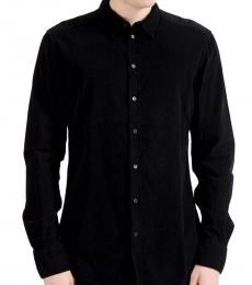 Dolce & Gabbana Black Sicilia Dress Shirt