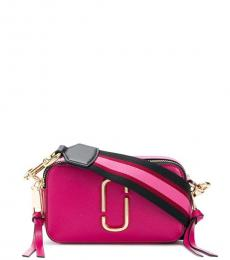 Marc Jacobs Rose Pink Snapshot Small Crossbody