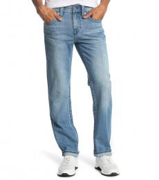 True Religion Light Blue Geno Slim fit Jeanss