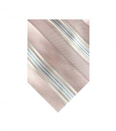 Valentino Garavani Pink Stately Modish Tie