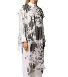 Black Silk Short Dress