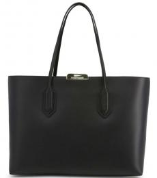Black Classic Large Tote