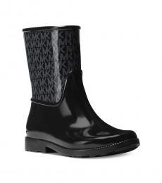 Black Sutter Boots