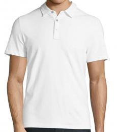 White Bryant Polo