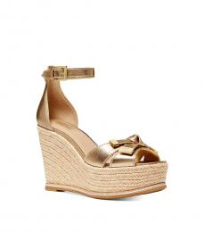 Pale Gold Ripley Wedges