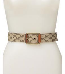 Michael Kors Luggage Heritage Belt