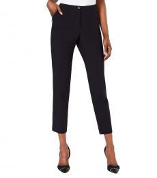 Calvin Klein Navy Cropped Skinny Pants