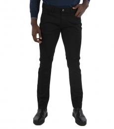 Armani Jeans Black Slim Fit Jeans