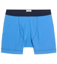 J.Crew Turquoise Knit Boxer Briefs