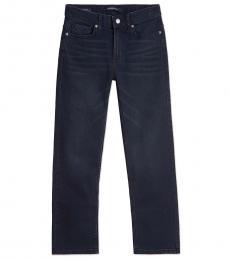 Calvin Klein Boys Boston Blue Slim-Straight Jeans
