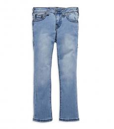 True Religion Little Girls Blue Note Geno Slim Jeans