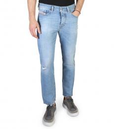 Diesel Light Blue Slim Fit Jeans