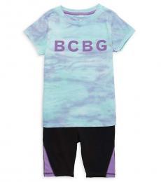 BCBGirls 2 Piece T-Shirt/Shorts Set (Girls)