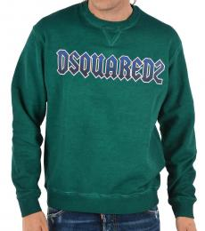 Dsquared2 Dark Green Cool Fit Sweatshirt
