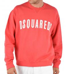 Dsquared2 Coral Dan Fit Sweatshirt