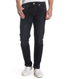 True Religion Black Rocco Skinny Jeanss