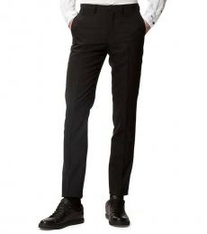 Marc Jacobs Black Cole Fit Slim Tapered Leg Pants